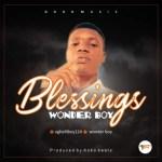 Wonder Boy - Blessings