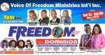 "VFM's Freedom returns in 2020, themed ""Dominion"""