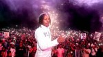 A Fan Was stabbed as Naira Marley performs At The 02 Arena In London