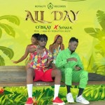 AUDIO + VIDEO: O'bkay Ft. Shaker - All Day