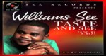 Williams See - Taste And See