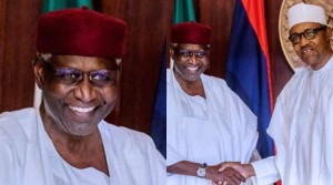 Nigerians Curse Buhari's Chief Of Staff Abba Kyari Following His Death