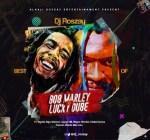 Dj Roszay - Best Of Bob Marley Vs Lucky Dube Mixtape