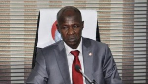 DSS Arrests EFCC Acting Chairman, Ibrahim Magu