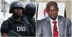 Ibrahim Magu: DSS denies arresting EFCC acting chairman