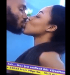 Kiddwaya tagged 'BBNaija Lockdown' resident playboy after his kiss with Erica