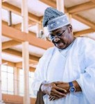 Late Ajimobi's Family Apologise And Explain Why Oyo Dep. Gov Was Barred From Attending 8th Fidau Prayer