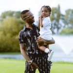 Wizkid blesses our Sunday with new photos of himself and son, Zion