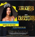 Vote Susan Garland (Miss Earth Nigeria) As Queen Of The Year
