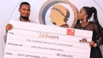 POST TITLE: A YOUNG NIGERIAN COSMETICS BUSINESS MAN, STANLEY WINS THE LEGENDS REALITY TV SHOW 2020