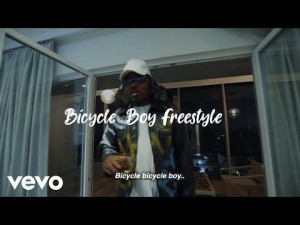 AUDIO + VIDEO: Ice Prince – Bicycle Boy (Freestyle)