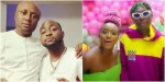 Davido and other Celebrities react as his logistics manager apologises to DJ Cuppy over Zlatan Ibile's matter