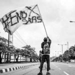 """Goodbye Earth"" – EndSars flag bearer, Flagboii posts suicide expression on Twitter"