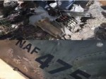 Wreckage of missing NAF Alpha jet 475 found in Bama, body of pilot also found