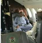 Governor Abdullahi Ganduje narrates how he escaped death in a plane crash