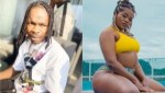 Busiswa and Naira Marley come up with new dance challenge titled #comingchallenge (Watch)
