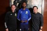 Super Eagles striker, Kelechi Iheanacho wins Leicester City's goal of the season award