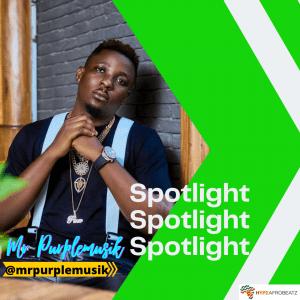 Who Is Mr Purplemusik?   HypeAfrobeatz Spotlight