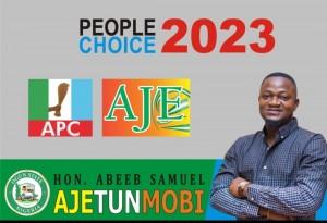 Chang Mo Kei – Aje For OGHA 2023 (Sagamu Constituency 1)