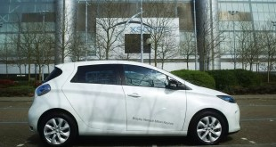 Milton Keynes sparks record sales of electric cars