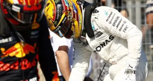 Hamilton ends the last race before the summer break in P4