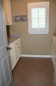 After Whole House Remodel - Laundry Room