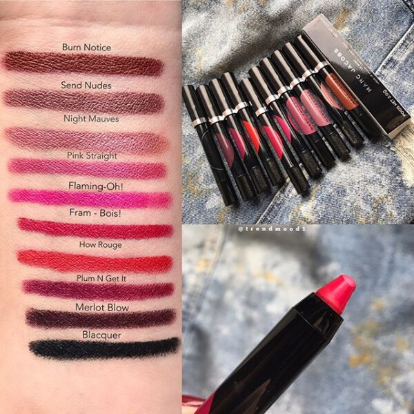Image result for le marc liquid lip crayon trendmood