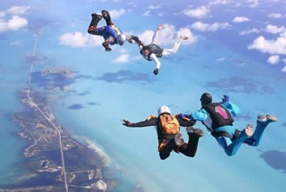 skydiving in florida in usa