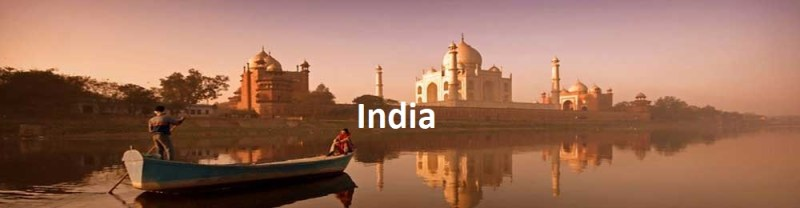 India -best cheap travel destinations 2018
