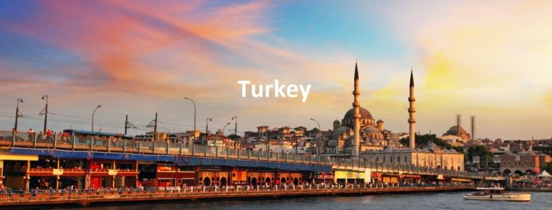 Turkey -best cheap travel destinations 2018