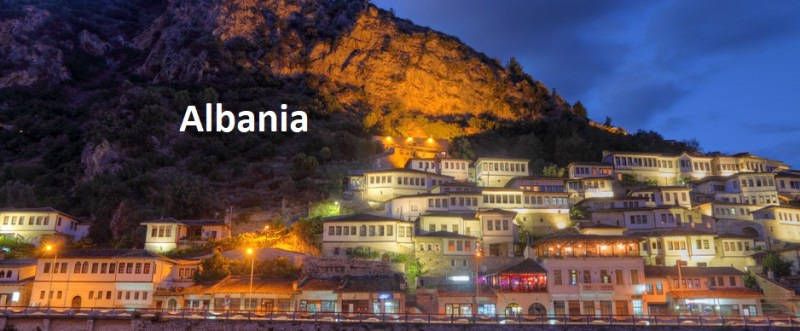 albania -best cheap travel destinations 2018