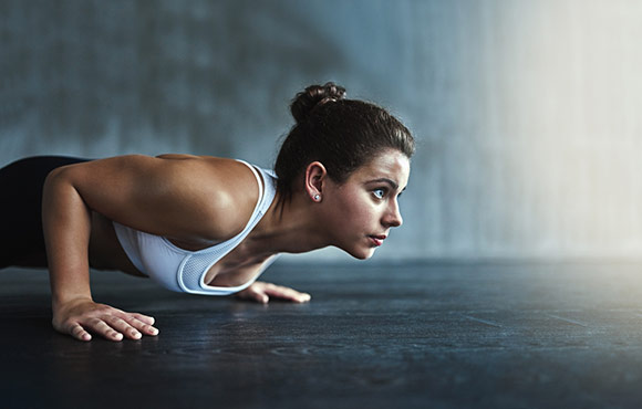 Push-Up simple and easy workout- Trendmut- 2018