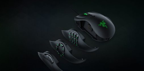 Razer Naga Trinity gaming mouse - best gaming mouse of 2018 - top 10 gaming mouse 2018 - trendMut