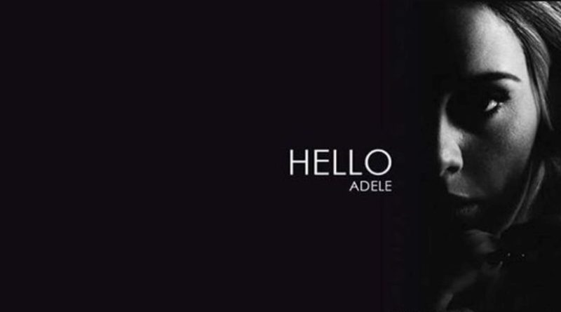 Song Worksheet: Hello by Adele