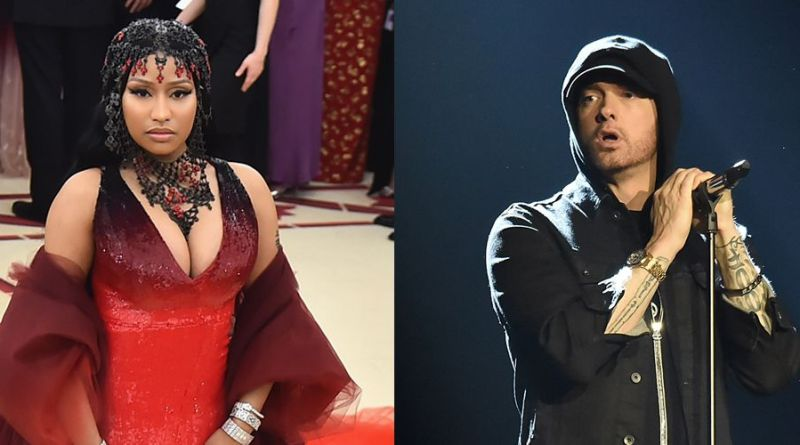 nicki-minaj-eminem - relationship - gossips - is it true - confirmed - 2018- trendMut