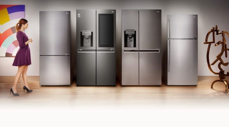 Best Smart Refrigerators to Buy in 2018 - Top ten - smart fridges- What fridges to buy - TrendMut