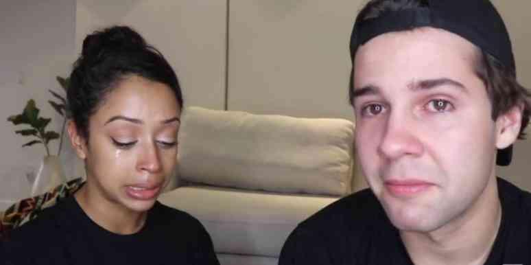 Liza Koshy And David Dobrik Break Up