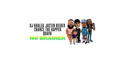 No Brainer Lyrics - DJ Khaled No Brainer Lyrics - No Brainer by DJ Khaled