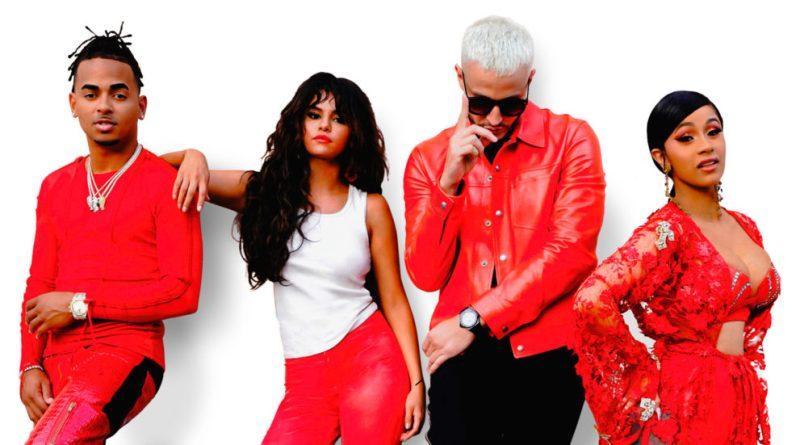 DJ Snake,Selena Gomez, Cardi B, Ozuna - Taki Taki Lyrics