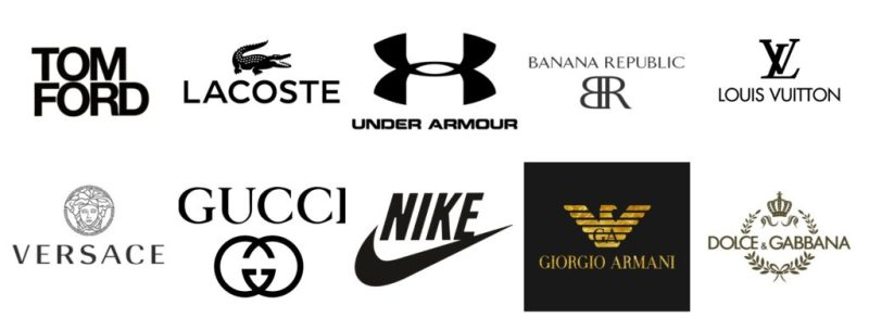 Top ten clothing brands for men in 2018