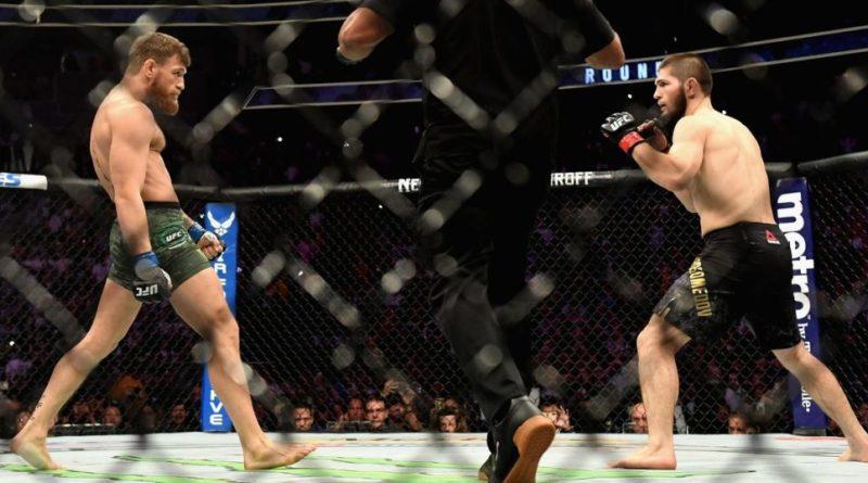 UFC-229-Khabib-vs-McGregor 2018 - Khabib wins