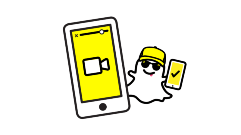 screenshot/Screen-record Snapchat's story Anonymously