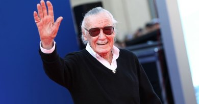Stan Lee Movies and TV Shows List