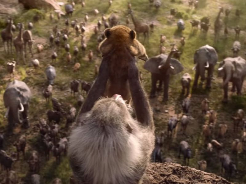 The Lion King 2019 release date and cast