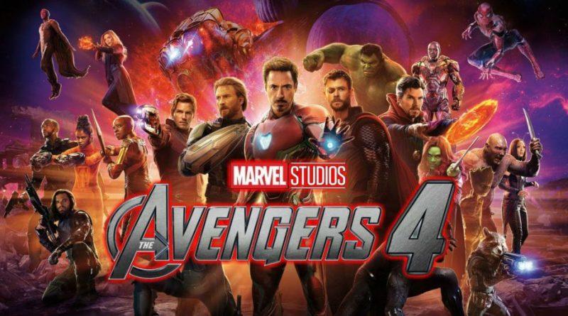 Avengers 4 Trailer Release date