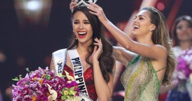 Miss Universe 2018 Winner - Catriona Gray