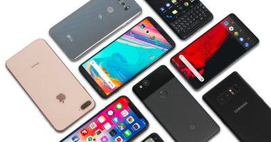 Top Ten Mobile phone companies