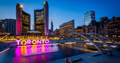 adventurous Things to do in Toronto