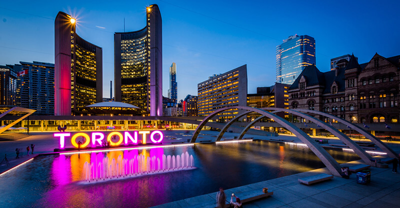 adventurous Things to do in Toronto
