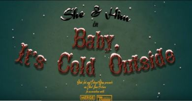 baby it's cold outside lyrics she and him